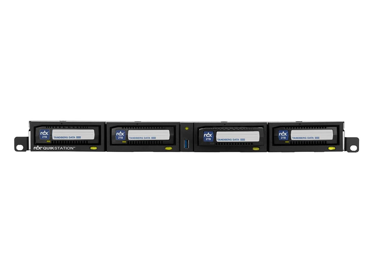 Tandberg 8920-RDX QuikStation 4-Dock 1GbE
