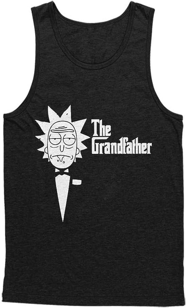 HYPSHRT Herren Tank-Top Rick The Grandfather C001067