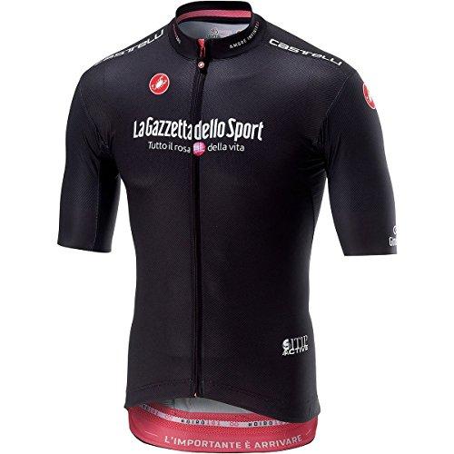 Castelli Giro Squadra Full-Zip Jersey - Men's Nero, L from Castelli