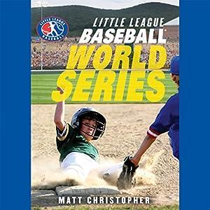 Baseball World Series Audiobook