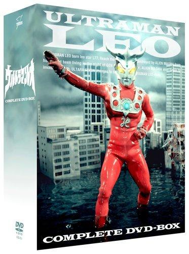 Sci-Fi Live Action - Ultraman Leo Complete DVD Box (14DVDS) [Japan DVD] BCBS-4534