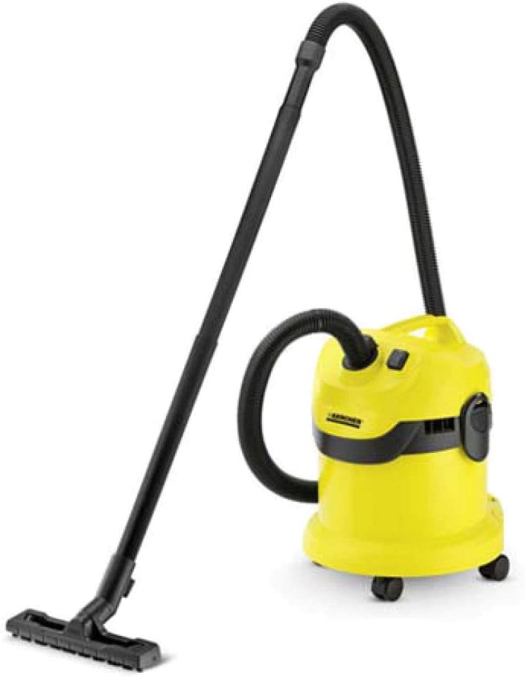 Karcher MV 2 Multi-Purpose Vacuum Cleaner - 1000W, 1.629-763.0 Yellow