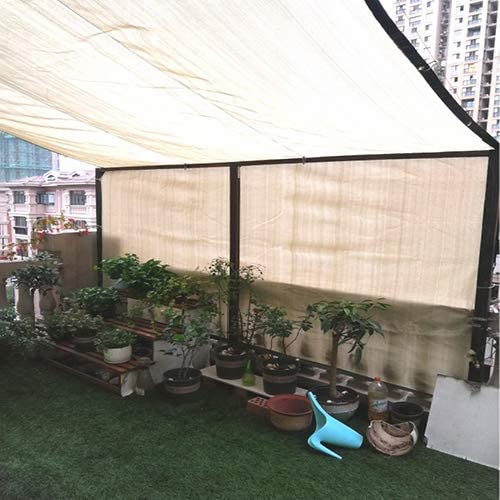 LKLXJ Vela De Sombra/Beige Canopy Rectangle 4x6m , 85% para El ...