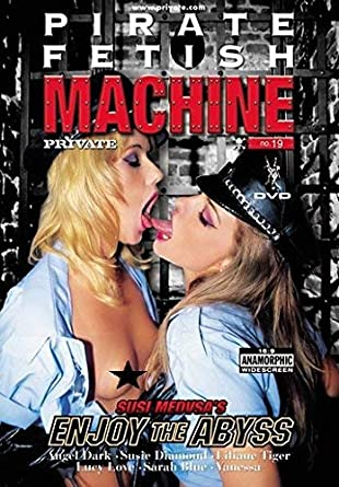 Enjoy The Abyss Pirate Fetish Machine Nº 19 Private Amazon Co Uk