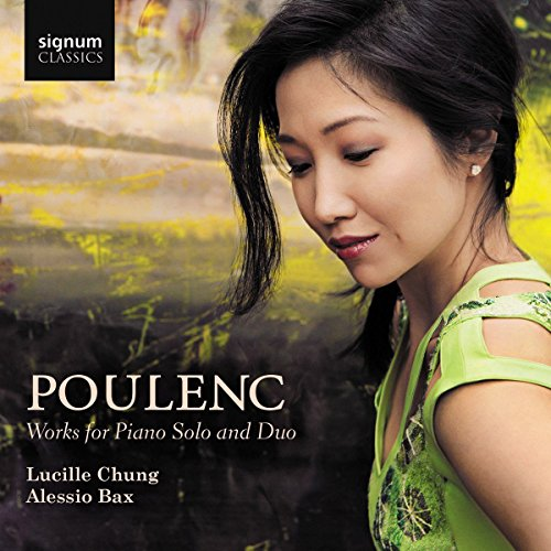 Solo Duo (Poulenc: Works for Piano Solo & Duo)