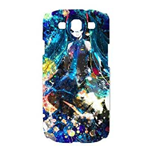 Samsung Galaxy S3 I9300 Phone Cases White Vocaloid CWQ179650