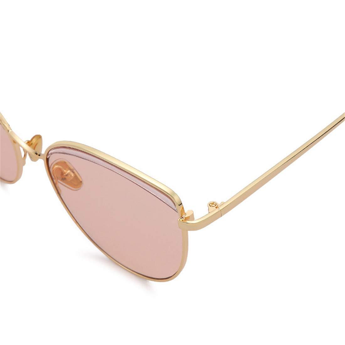 Gafas de sol de moda Cateye para mujeres de gran tamaño con ...