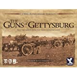 Guns of Gettysburg Board Game