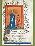 Opening up Middle English Manuscripts, Kerby-Fulton, 0801478308