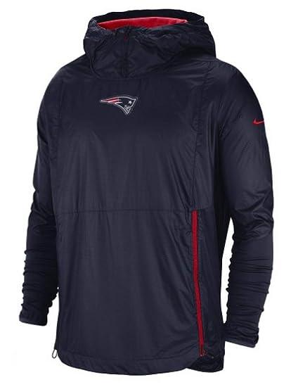 free shipping 19658 40943 Amazon.com : Nike Men's New England Patriots Aplha Fly Rush ...