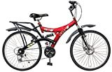 Atlas Crest Dual Suspension 6 Speed Bicycle (26T)