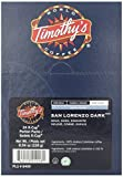 Timothy's World Coffee, San Lorenzo Dark,  K-Cup Portion Pack for Keurig K-Cup Brewers, 24-Count (Pack of 2)
