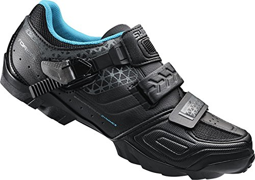 MTB Black 44 Shoes Shimano WM64L Women Otw5FIq