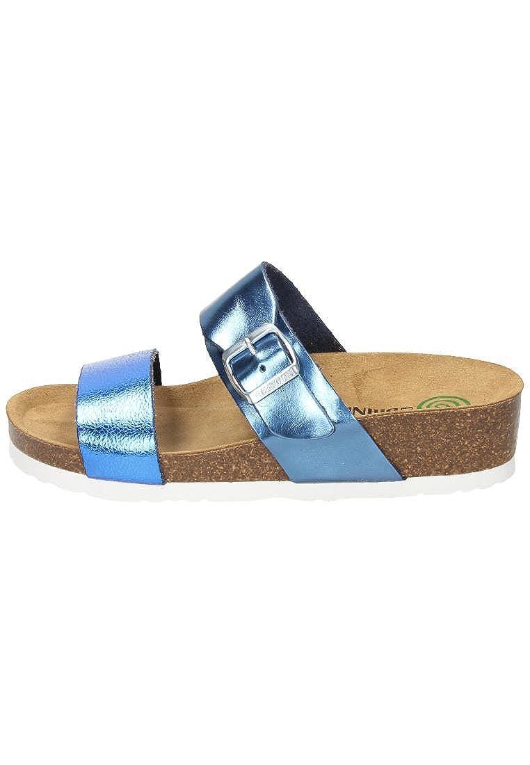 d1f80d38c2a6b Amazon.com | Dr. Brinkmann Damen-Pantolette Blau 701144-5, Grösse 36 |  Loafers & Slip-Ons
