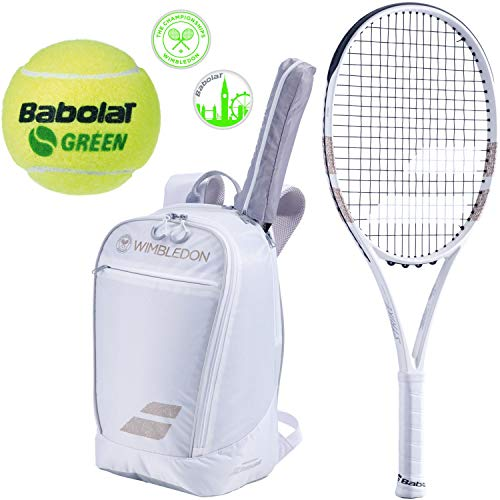 "Babolat Wimbledon Pure Strike 26"" Junior Player Pack from Babolat"