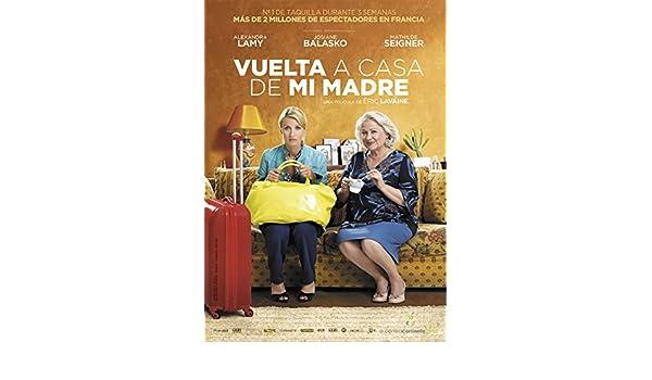 Amazon.com: Vuelta A Casa De Mi Madre -- Retour Chez Ma Mère -- Spanish Release: Movies & TV