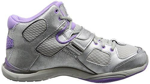 Tenacious Purple Trainer Ryka Cross Shoe Silver Women's vCwCxqYP
