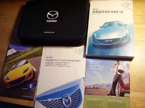 2010 Mazda Miata MX-5 Owners Manual