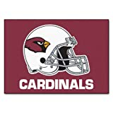 "Fan Mats Arizona Cardinals All-Star Rug, 34"" x 45"""