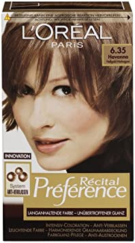 Tinte para el pelo LOréal Paris Récital Préférence: Amazon.es ...