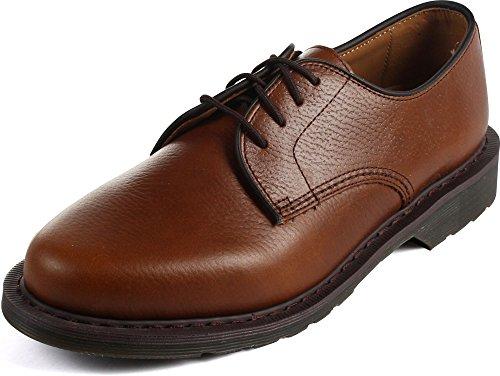 Dr. Martens Men's Octavius Lace Shoe, Tan New Nova, 6 M UK/7 M - Dress Dr Mens Shoes Marten