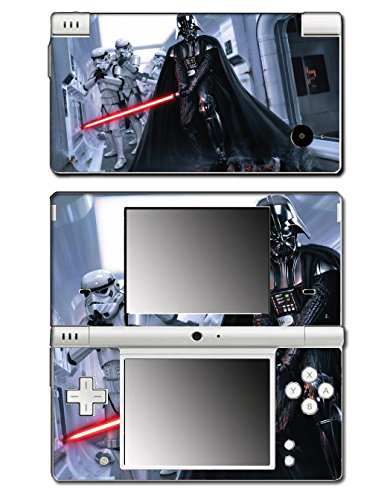 Star Wars Rebels Darth Vader Stormtroopers Lightsaber Video Game Vinyl Decal Skin Sticker Cover for Nintendo DSi (Dsi Light)