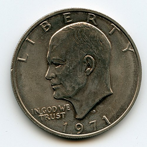 1971 D Eisenhower Dollar MS-65