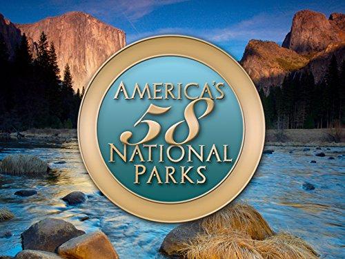 America's 58 National Parks on Amazon Prime Video UK
