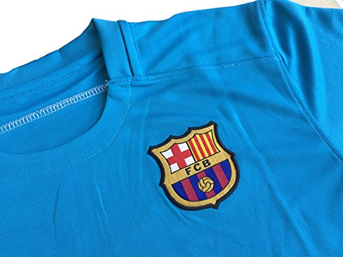 NEW 2015/16 Fc Barcelona Neymar Jr #11 Third Away Blue ...