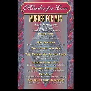 Murder for Love: Murder for Men Audiobook