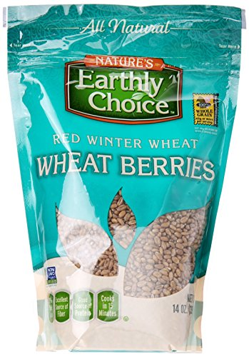 (Natures Earthly Choice Whole Grain Wheat Berries - 14 oz)