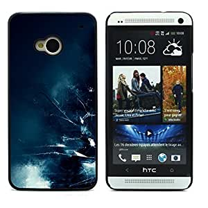 Graphic4You Digital Art Design Hard Case Cover for HTC One (M7)