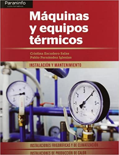 MAQUINAS Y EQUIPOS TERMICOS (Spanish) Paperback – June 1, 2013