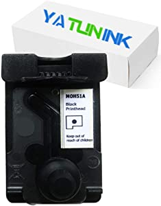 YATUNINK Remanufactured Printhead Replacement for HP M0H51A Print Head Cartridge for HP 5810 5820 GT5810 GT5820 Printhead (1 Black)