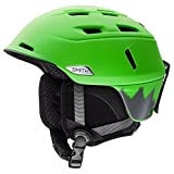 Smith Optics Unisex Adult Camber Snow Sports Helmet - Matte Reactor Gradient Large (59-63CM)