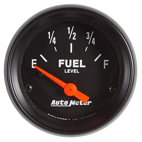 - Auto Meter AutoMeter 2652 Gauge, Fuel Level, 2 1/16
