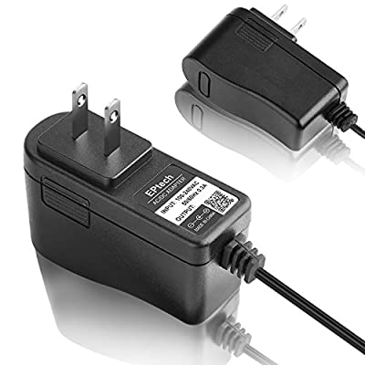 6V 2A AC / DC Adapter For GOLD'S GYM Power Spin Model 210U 230R 390R 290U 380, 480, 510, 595, 880 GOLDS Gym PowerSpin Cycle Stride Trainer 290 C Upright Exercise Bike 6VDC 2 Amps
