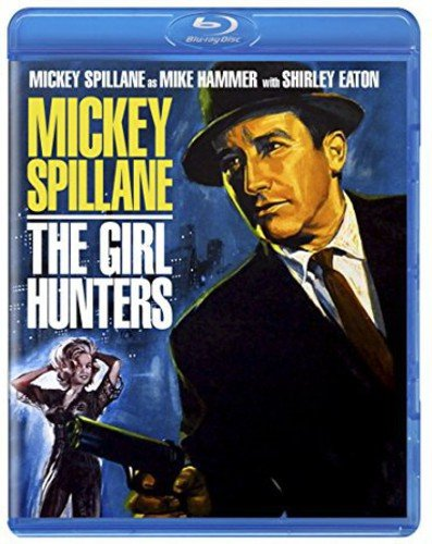 Blu-ray : The Girl Hunters (Limited Edition)