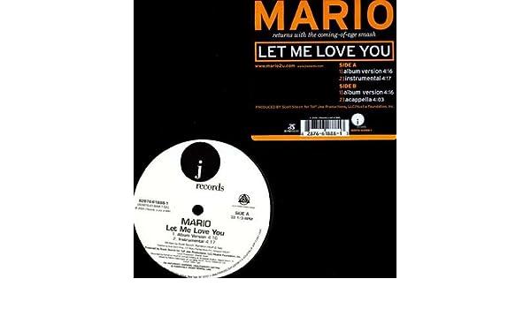 mario let me love you karaoke download