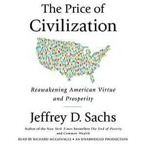 The Price of Civilization Audiobook
