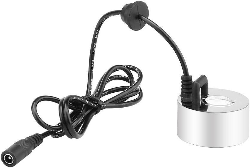 Mini ultrasons Mist Marque 100-240V /étang brumisateur pour Fontaines Humidificateur dair int/érieur//ext/érieur Caract/éristiques de leau et Bureau