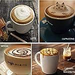 FSM88-Commercial-Macchina-da-caff-Semi-Automatica-della-Pompa-A-Vapore-Espresso-Machine-con-Funzione-di-Latte-Ugello-Ed-Il-Timer-per-LatteCappuccino