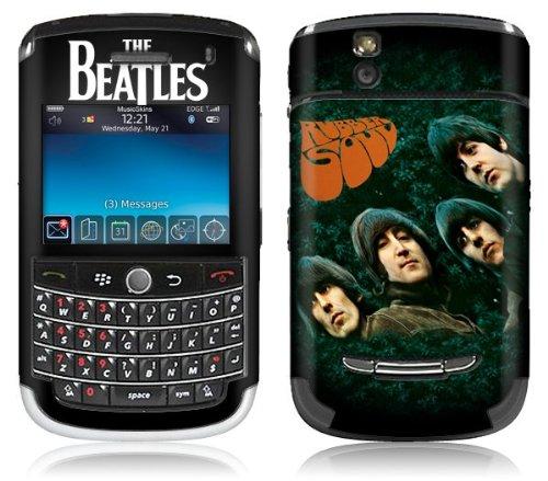 MusicSkins, MS-BEAT70033, The Beatles - Rubber Soul, BlackBerry Tour (9630), Skin Beatles Rubber Soul Skin