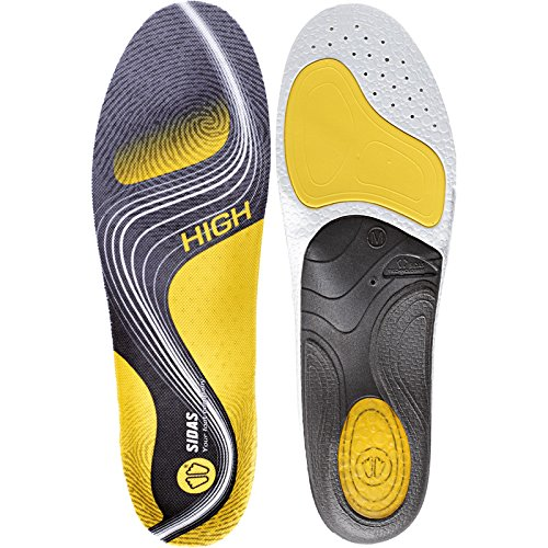 Sidas 3Feet Activ High Arch Insoles – DiZiSports Store