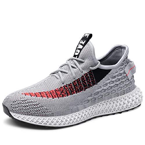 Straßenlaufschuhe Herren Damen Laufschuhe Fitness Turnschuhe Sneakers Air Sportschuhe Running Shoes
