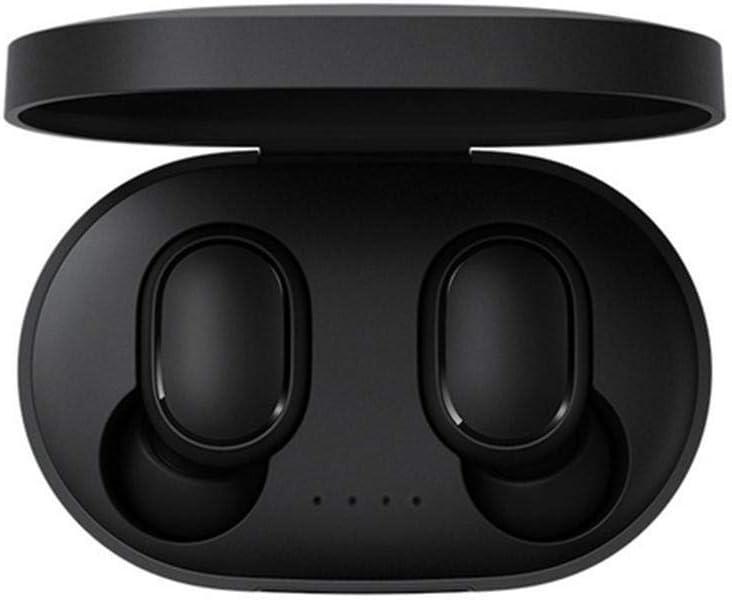 lernmeem Wireless Earbuds Auto Pairing in-Ear Built-in Mic Bluetooth Earphone Earbud Headphones