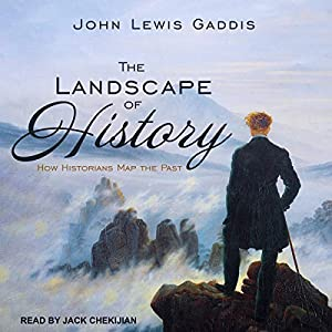 The Landscape of History Audiobook
