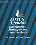 img - for Lotus AGENDA: Information Management Applications book / textbook / text book