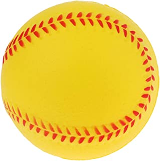 B Baosity 9' Balle Pratique de Baseball/Softball Cadeau Amateur Baseball 7cm