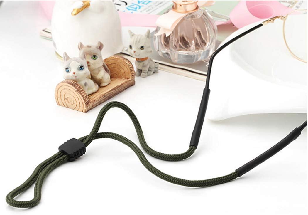 Fansport Glasses Strap Anti Slip Practical Glasses Chain Sports Eyeglasses Strap